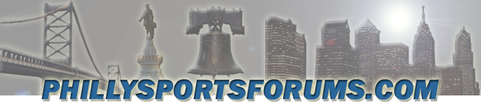 Philly Sports Forums - Powered by vBulletin